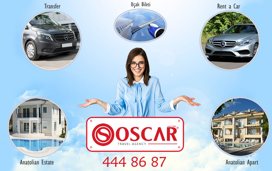 Oscar Rent A Car Dalaman